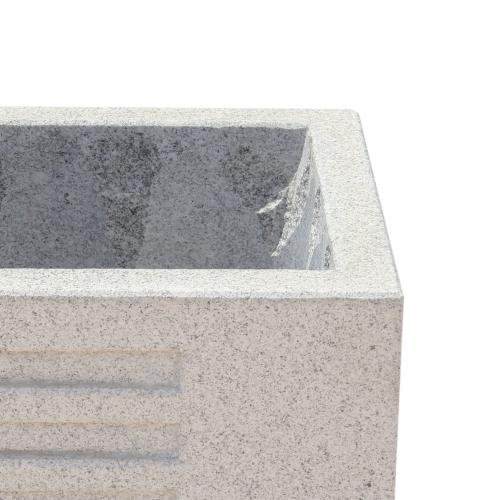 Planter Box Square Textured